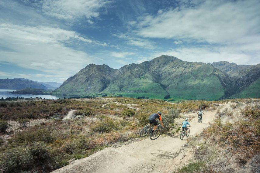 Jairolla Wanaka Mountain Bike Park