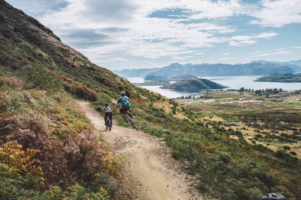 Bike Glendhu Mountain Bike Park Wanaka