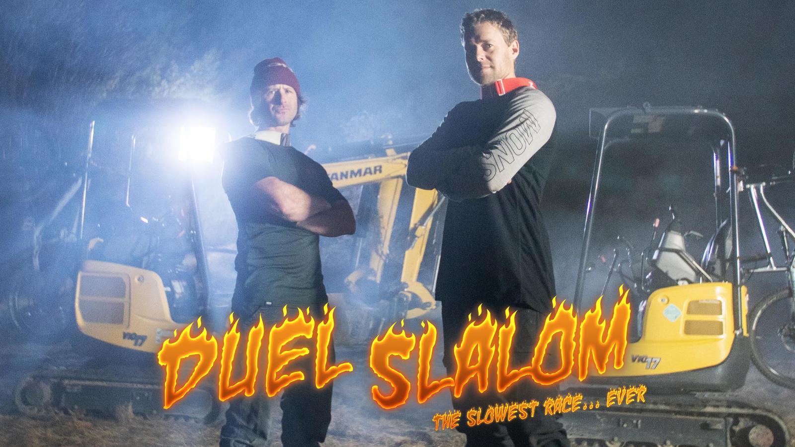 Dual Slalom promotion