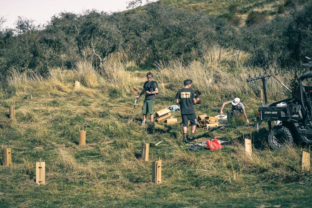Earth Day 2021 at Bike Glendhu Wanaka
